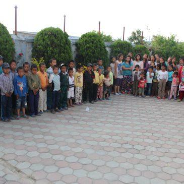 22 enfants à Children's Home