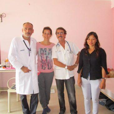 Visite médical de l'été