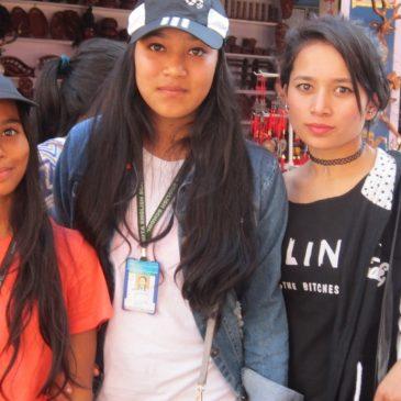 Visite éducative à Pokhara pour les Grade 10