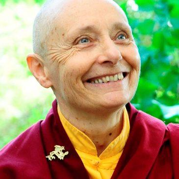 Rencontre avec Jetsunma Tenzin Palmo