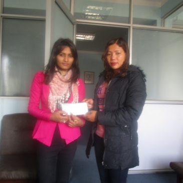 Signature pour Narayani Pandit