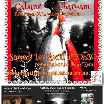 Namasté, Cabaret Charmant !