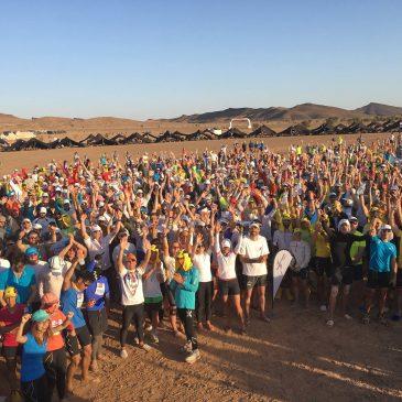 J1 – Marathon des Sables