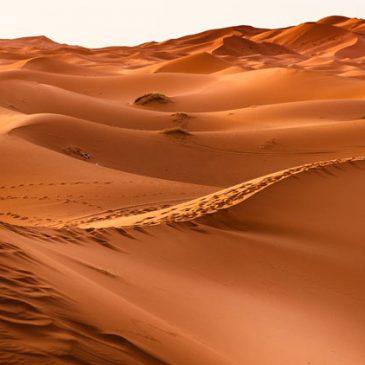 Depart Marathon des sables