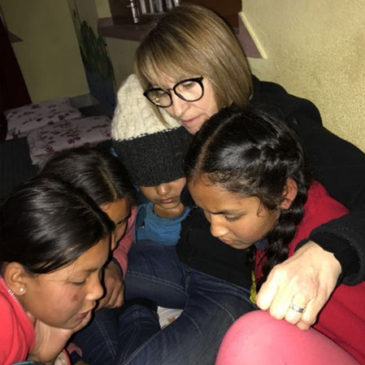Voyage au Népal –  Février 2018