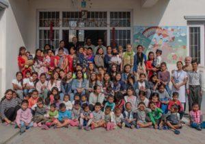 la grande famille de Children's Home